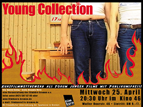 Plakat Young Collection