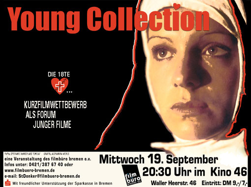 Plakat Young Collection Die18te